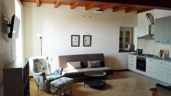 Appartamento in posizione strategica-Lago di Garda