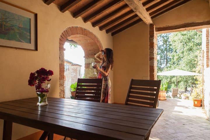 La Pieve Marsina - Chianti Resort - Gaiole In Chianti - Casa