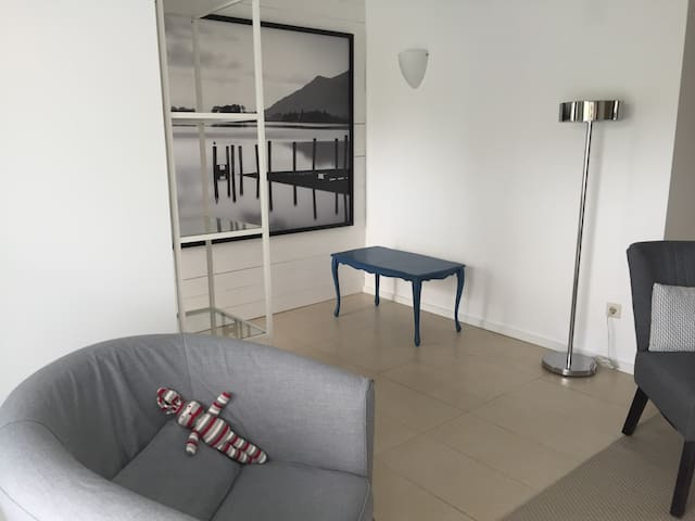 Charming flat 1 room 60m2 in Kirchberg