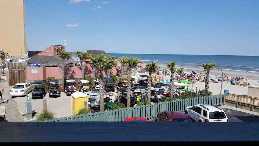 Ocean Front  2 Bedroom Condo Facing Ocean Annie's - Myrtle Beach - Appartement
