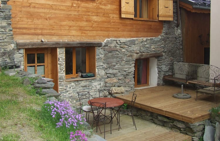 Cosy appartment opposite 3 valleys  - Montagny