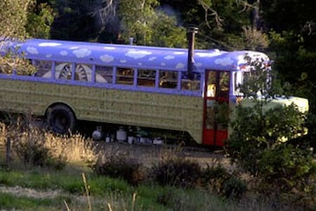 Bohemian Bus Beautiful - Point Arena - Annat