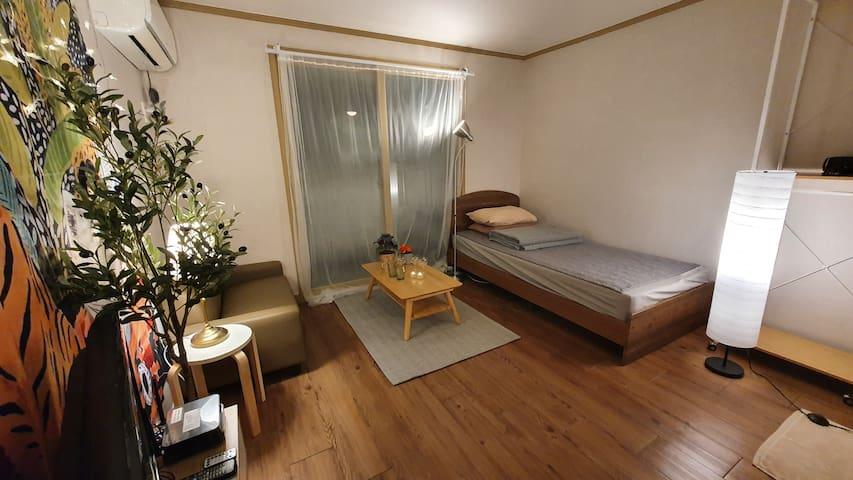 아늑한 방