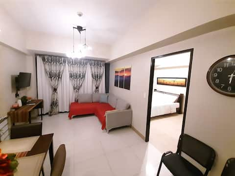 Spacious 1 bedroom With Wifi and Pool