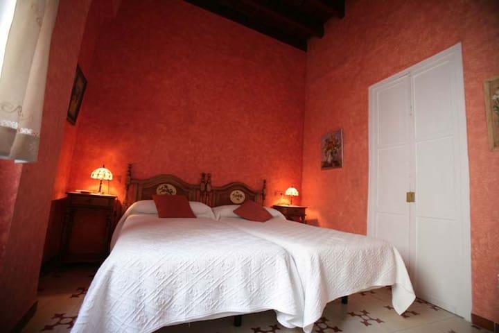 Habitación privada con baño - Arcos de la Frontera - Dům