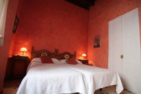 Habitación privada con baño - 阿尔科斯-德拉弗龙特拉 (Arcos de la Frontera) - 独立屋