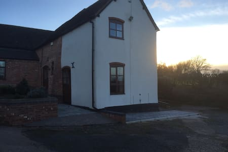 Homely barn conversion min 2 night stay