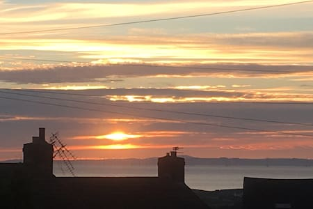 Sunset View, Maryport Cumbria - Maryport