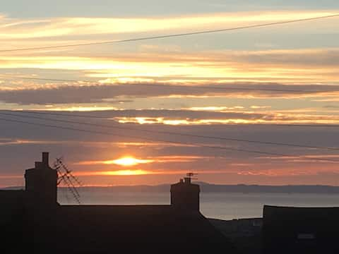 Sunset View, Maryport Cumbria