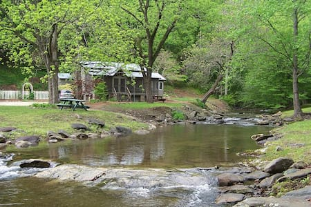 Creekside Mountain Cabins - Chatsworth