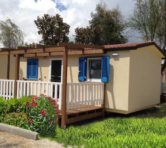 Mobilvilla-Casa Vacanze - Porto Recanati - Cabaña