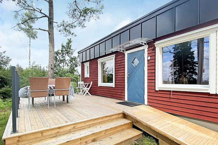 5 person holiday home in TENHULT/JÖNKÖPING