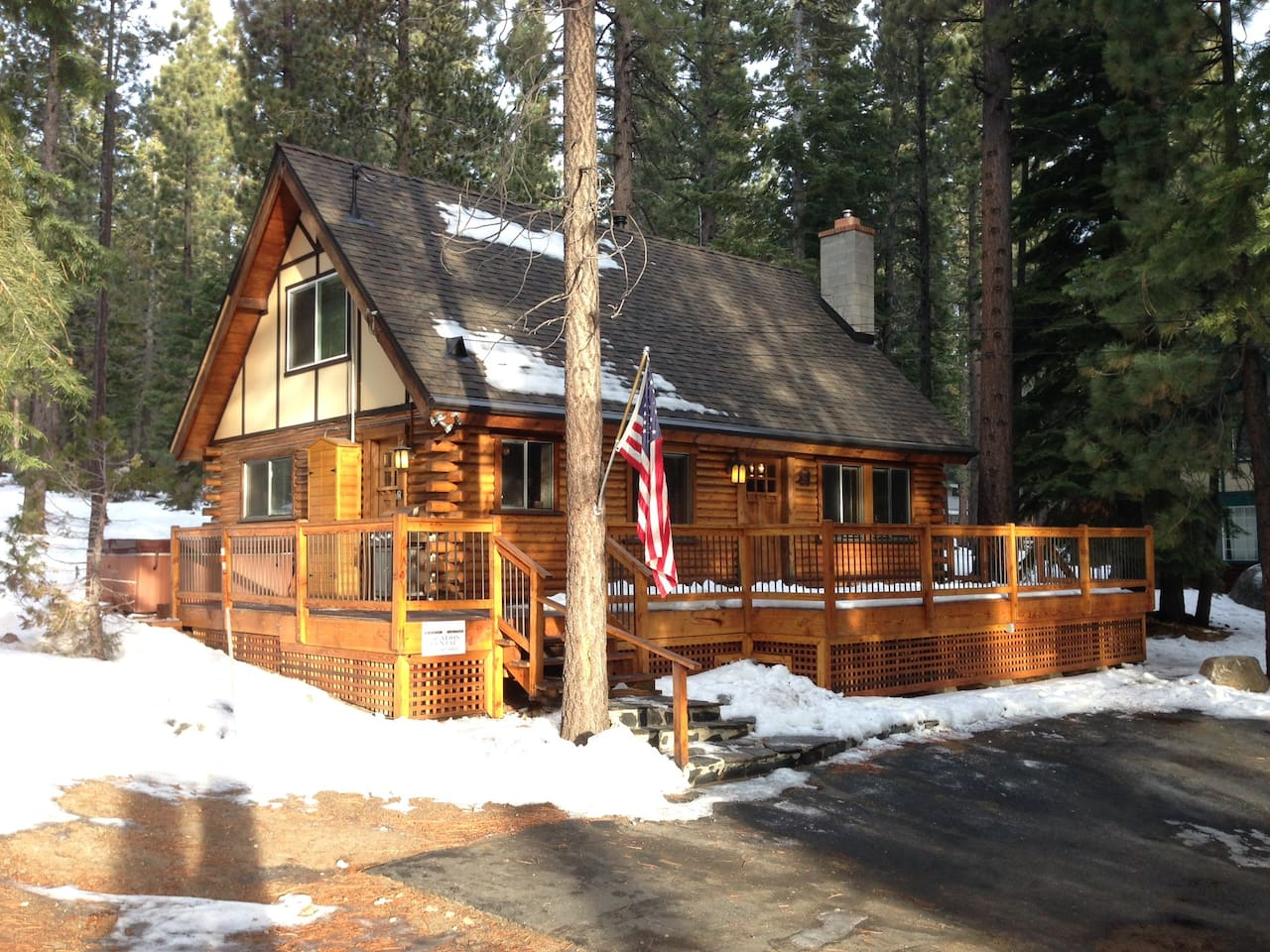 woody u0027s cabin houses for rent in south lake tahoe california