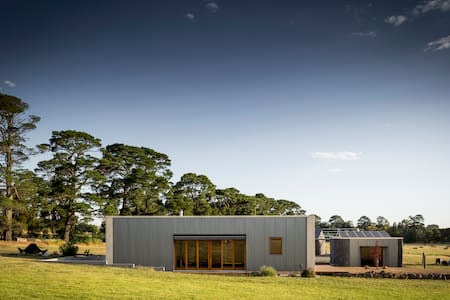 Strawbale house in the country - Kyneton - House - 2