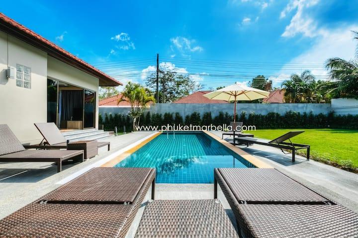 Pool Villa Laguna area (Sunchaya)