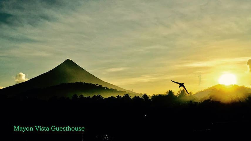 Mayon Vista Guesthouse,  Ligao City, Albay - PH - Pension