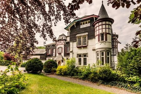 Villa Spa groepsaccommodatie - Spa