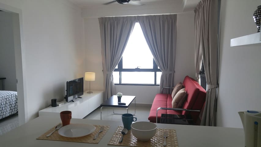 Studio Solo/Business Traveler +WIFI @ Cyberjaya - Cyberjaya - Apartament