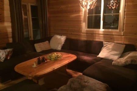 New cabin close to ski center&centre of Kongsberg - Kongsberg - Cabana