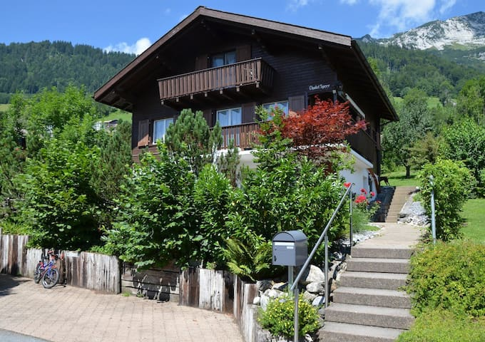Chalet Speer - above the fog - Amden - Apartamento