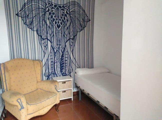 Habitación privada elefante