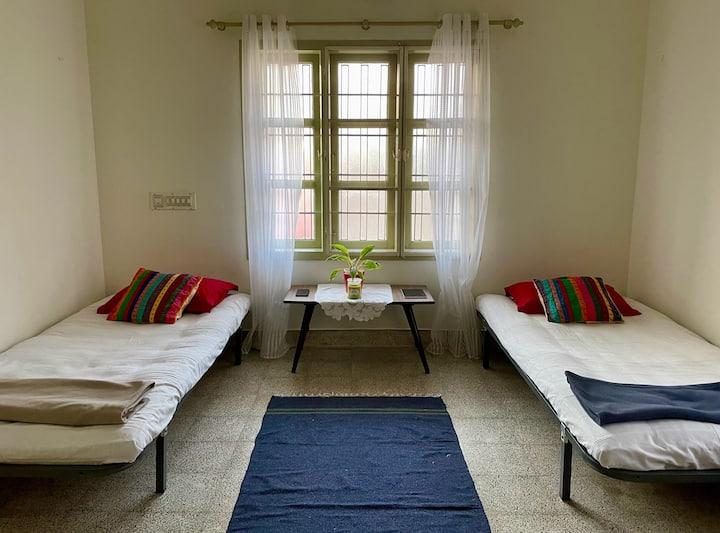 Single room @ Summer House (First Floor)