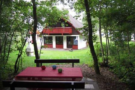 idyllisches und ruhiges Ferienhaus - Frielendorf - Hus
