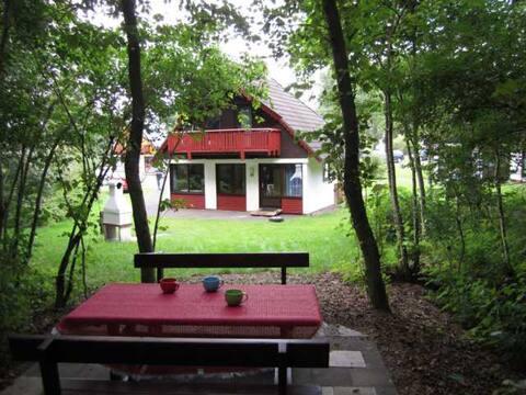 idyllisches und ruhiges Ferienhaus