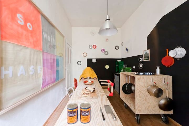 Studio to feel good Prenzlauerberg! - Berlín - Loft