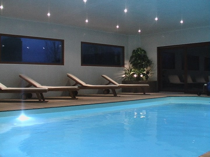 Le Cottage, gite 2-4 pers. piscine