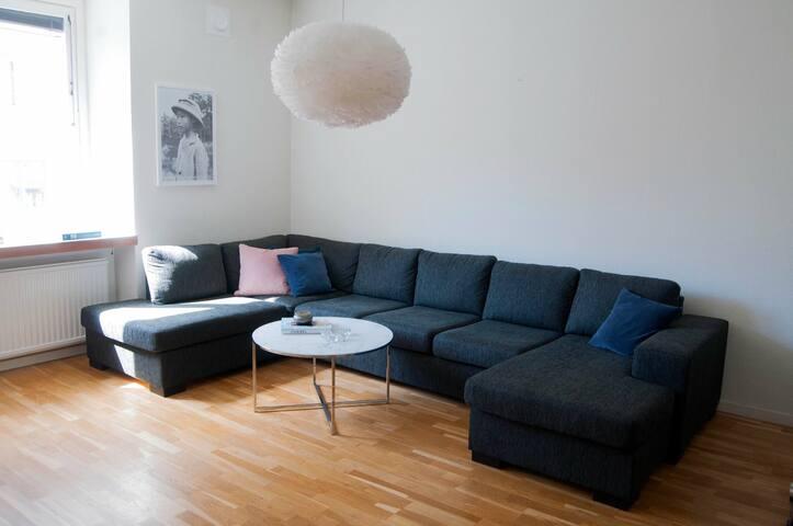 Lägenhet på Domkyrkan