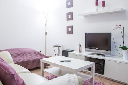 Ruhiges 2 Zimmer Apartment - 紐倫堡