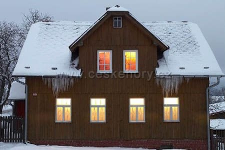 Cottage in the Ore Mountains - Bublava