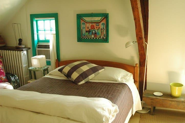 200 year old farm/Zihuatanejo room