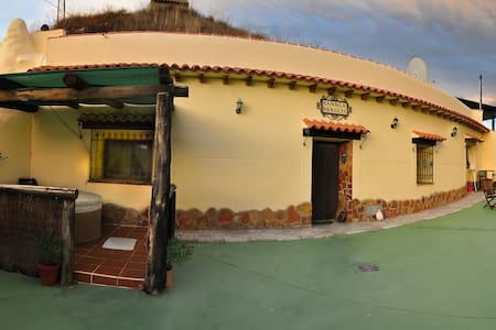 Cave House Spain (Holiday Rental) - Cortes de Baza