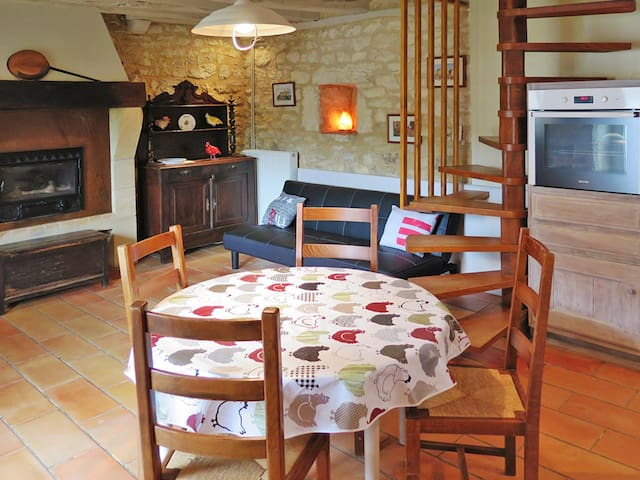 Holiday home in Saint Cybranet