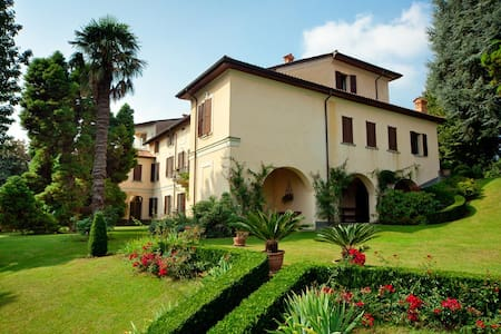 Historic villa in the heart of Brianza - Annone di Brianza - Villa
