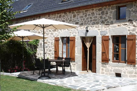 Nice stone cottage,South of France - Sarroux