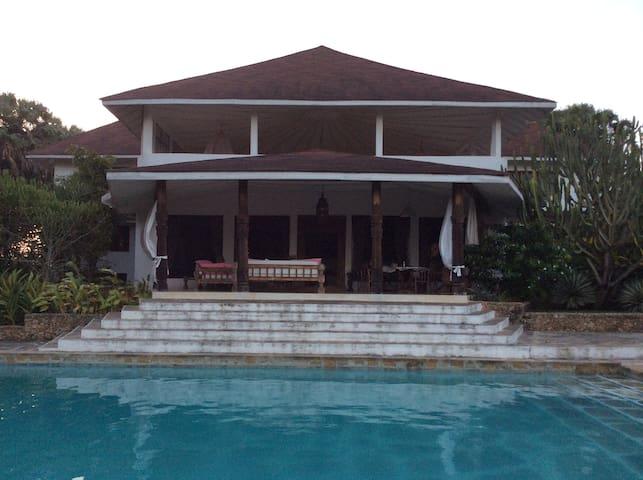 KILIMA TAMU HOUSE - Malindi