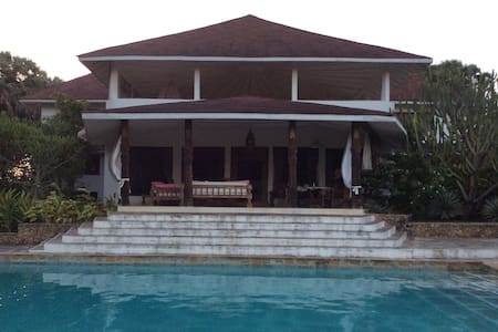 KILIMA TAMU HOUSE - Malindi - Villa