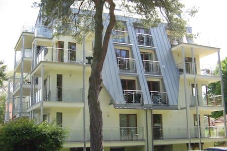 Komfortable Wohnung in erster Reihe - Swinoujscie - Квартира