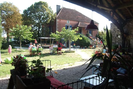 Bed & Breakfast South West France - Saint-Matré