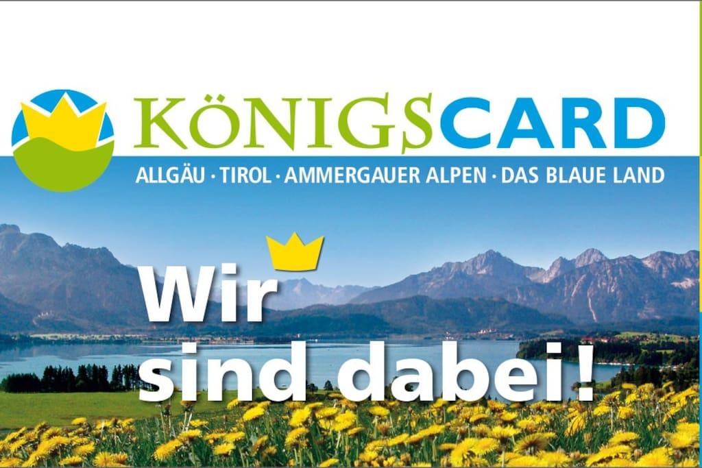 KönigsCard - Kings-Card