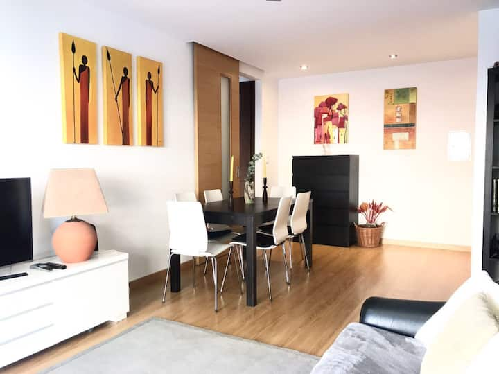 Entire Comfy and practical one bed flat