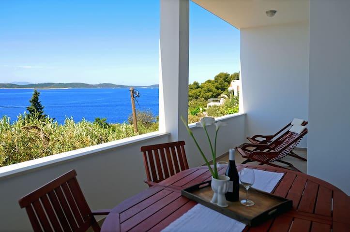 beach house Dea apartment 5