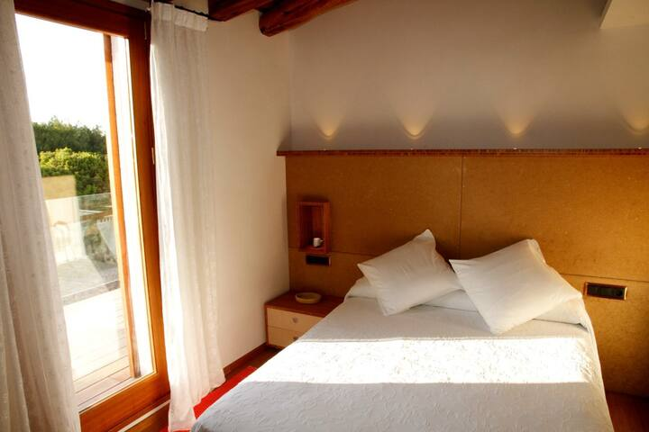 Double room with Balcony @ Es Pas