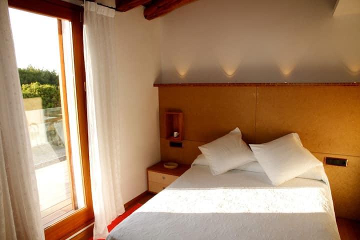 Double room with Balcony @ Es Pas