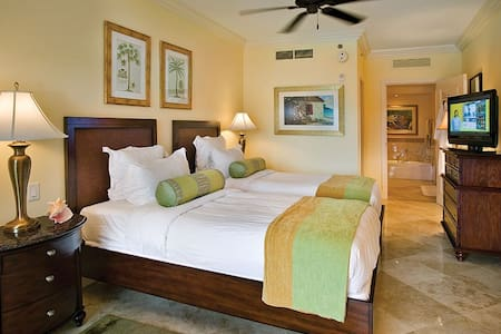 2BR Ritz Carlton Club St. Thomas - St. thomas