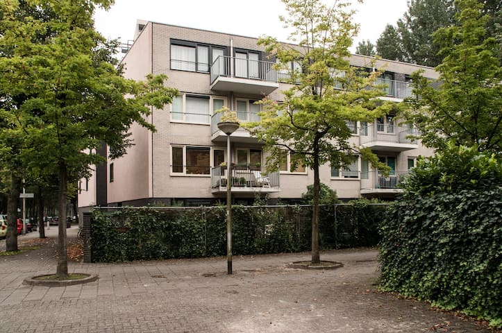 Apartment on border of Amsterdam - Amstelveen - Pis