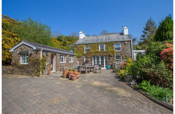 Charming Detached Manx Cottage - Peel - Hus